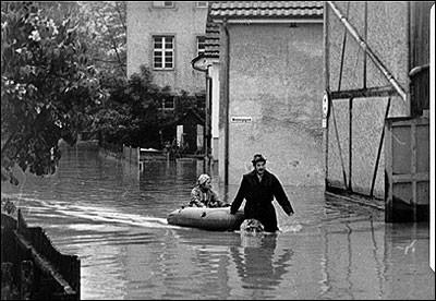 Jahrhunderthochwasser - Koppengasse 11